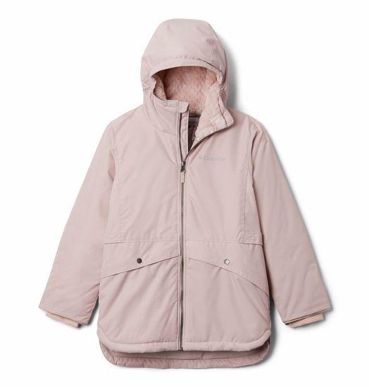COLUMBIA kurtka dziewczęca G Porteau Cove Mid Jacket