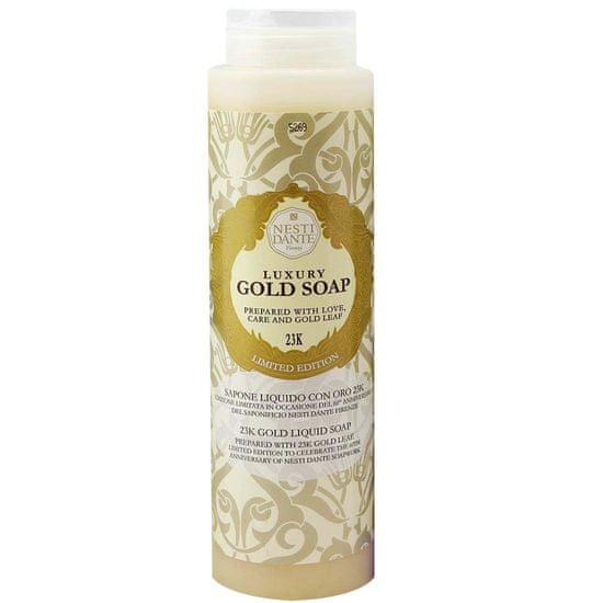 Nesti Dante přírodní sprchový gel Luxury Gold s 23K zlatem 300 ml