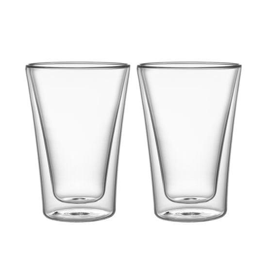 Tescoma Dvoustěnná sklenice myDRINK 330 ml, 2 ks