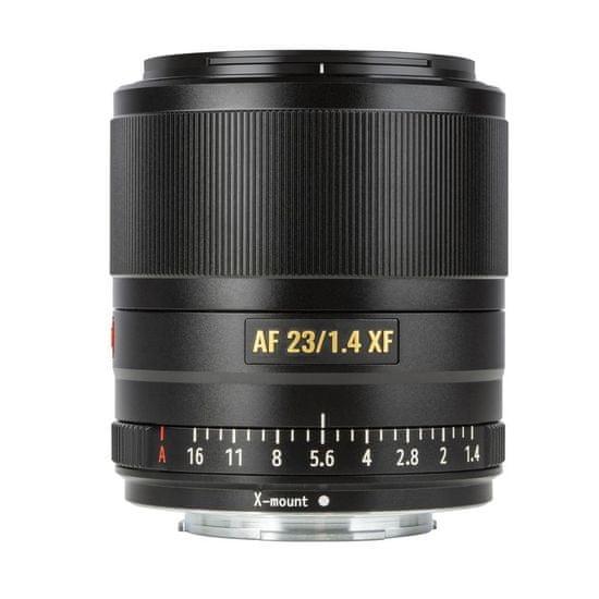 Viltrox Viltrox AF 23mm f/1.4 STM objektív pre Fujifilm X-mount