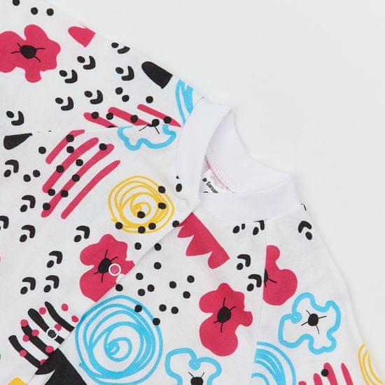 Garnamama dekliška pižama pajac