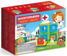 Magformers Městečko Nemocnice