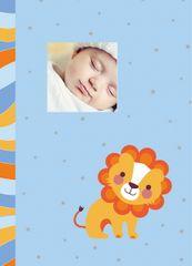 FANDY Fotoalbum 10x15 200 foto detské Wild 1