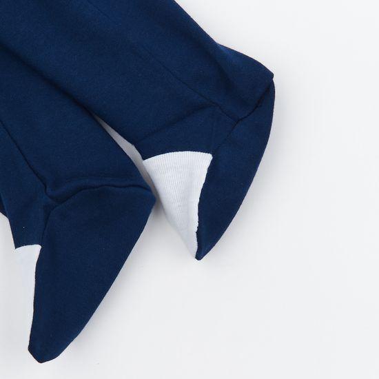 Garnamama fantovske hlače s stopalkami