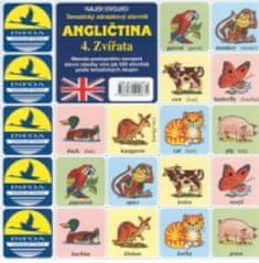 Angličtina 4. Zvířata