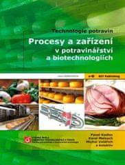 Procesy a zařízení v potravinářství a biotechnologiích