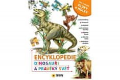 Encyklopedie * Dinosauři * Pravěký svět