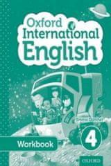 Oxford International Primary English Student Workbook 4