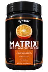 Syntrax Matrix Amino aminokisline, pomaranča, 370 g