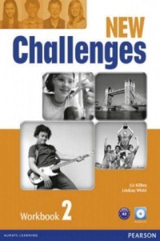 New Challenges 2 Workbook & Audio CD Pack