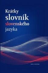 Krátky slovník slovenského jazyka