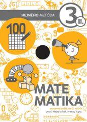 Matematika 3 - Pracovný zošit II. diel