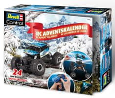 REVELL Adventný kalendár RC Crawler - 01026