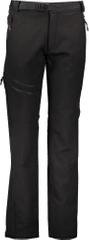2117 Dámske softshellové nohavice GTS 6002 čierna 48
