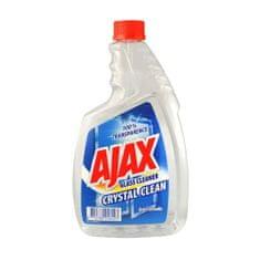 AJAX Crystal Clean tekoče čistilo za okna, refil (Antifog), 750 ml
