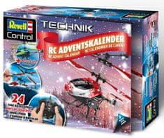 REVELL Adventný kalendár RC Helicopter - 01028