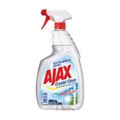 AJAX Crystal Clean tekoče čistilo za okna (Antifog), 750 ml
