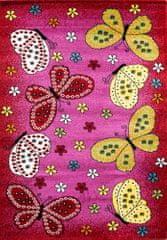 Spoltex Detský kusový koberec Toys Lilla C259 133x195