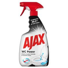 AJAX WC Power Spray čistilo za straniščno školjko, 500 ml