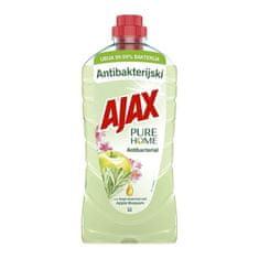 AJAX Pure Home Apple antibakterijsko čistilo (žajbelj in jabolčni cvet), 1 L