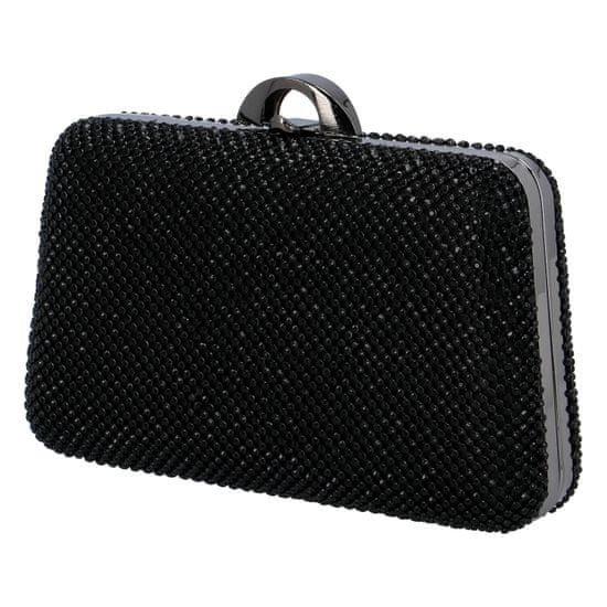 Michelle Moon Společenská dámská kabelka Elegant Firenze, černá