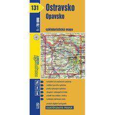 OSTRAVSKO OPAVSKO 1:70 000