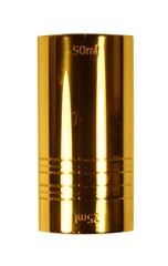 Heavy Tamper Titanový Jigger Tumbler 25/50 ml