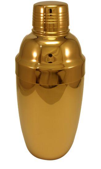 Heavy Tamper Titanový Třídílný šejkr 350 ml