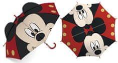 Disney detský dáždnik Myšiak Mickey