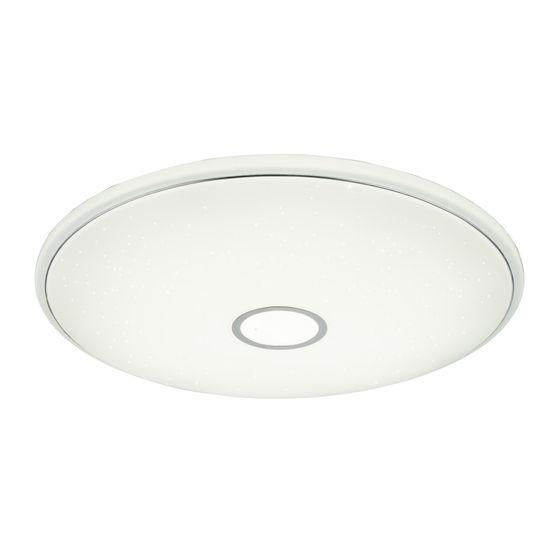 Globo 41386-80 CONNOR stropní led svítidlo s dálkovým ovládáním