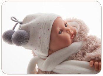 Antonio Juan 1119 Kika - realistyczna lalka