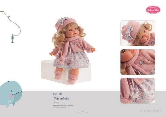 Antonio Juan 1340 Dato - realistyczna lalka