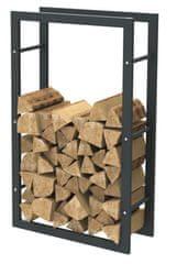 J.A.D. TOOLS Stojan na krbové dřevo 60 × 100 × 25 cm