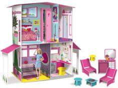 Mattel Domeček Barbie