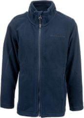 ALPINE PRO bluza chłopięca METZLO 104 - 110 ciemnoniebieska