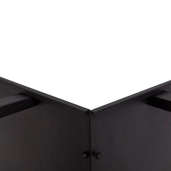 J.A.D. TOOLS Stojan na krbové dřevo 60 × 30 × 42,4 cm
