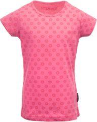ALPINE PRO Betrizo dekliška majica, 164/170, roza