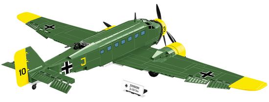 Cobi samolot transportowy 5710 II WW Junkers JU 52/3M