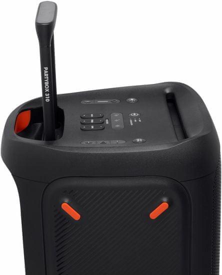 JBL PartyBox 310, černá
