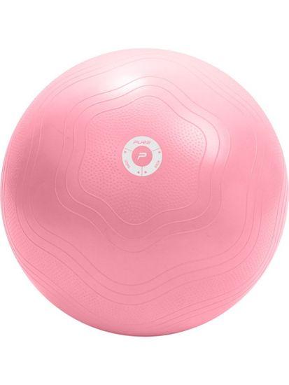 Pure2Improve joga žoga, roza
