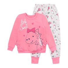 Garnamama dívčí pyžamo růžová 116