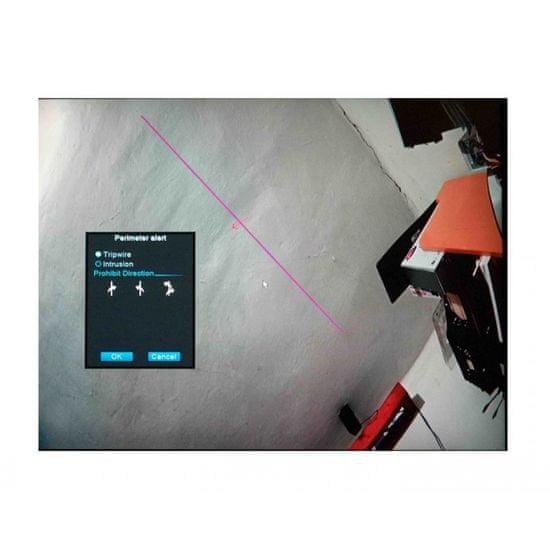 Eonboom 8CH 5MPx AHD kamerový set CCTV 8B - DVR s LAN a 8x venkovní bullet kamera