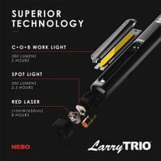 True Utility NEBO Trio praktické pracovní světlo