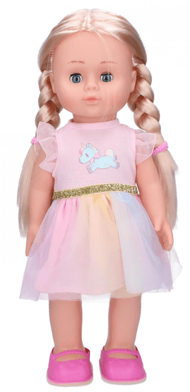 Wiky Eliška chodiaca bábika 41 cm