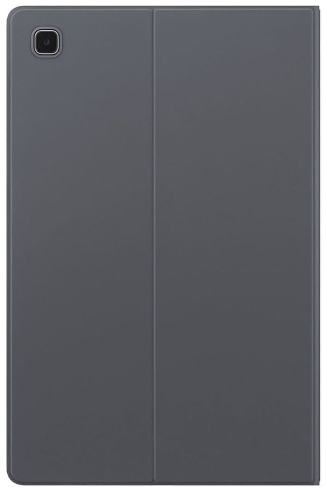 Samsung Polohovatelné pouzdro Book Cover pro Samsung Galaxy Tab A7 EF-BT500PJEGEU, šedé