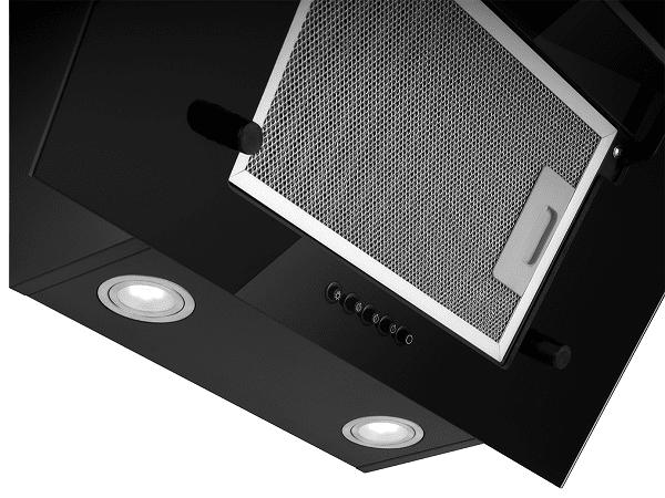 Okap kuchenny Concept OPK5060bc Czyszczenie filtra przeciwtłuszczowego