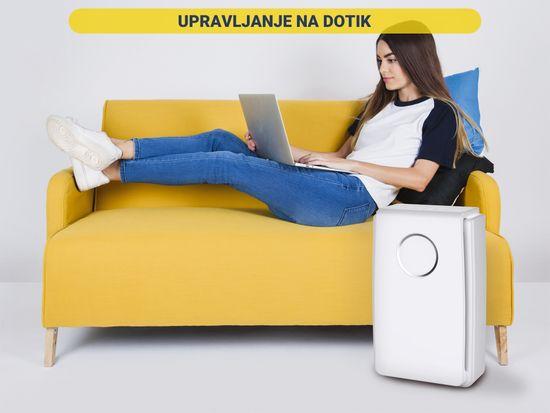Platinet PAPHEPA13 čistilec zraka - Odprta embalaža1