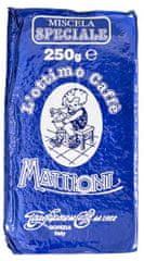 Mattioni kava, modra, 250 g