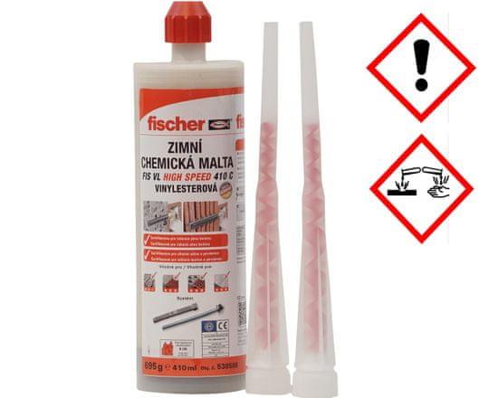 Fischer Zimní chemická kotva FIS VL 410 C