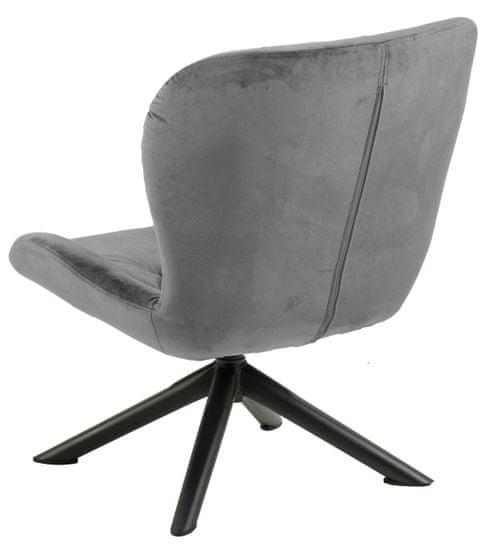 shumee Batilda Star VIC szürke fotel
